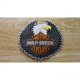 Patch aigle Harley