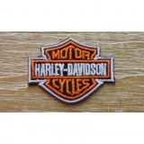 Patch Harley motor cycles