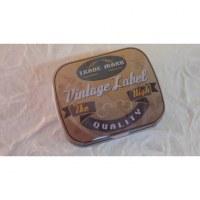 Boite rangement vintage