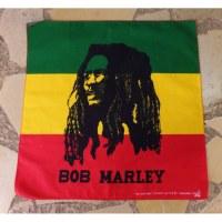 Bandana drapeau Bob Marley