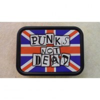 Boite à tabac punks not dead