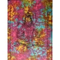 Tenture multicolore Shiva