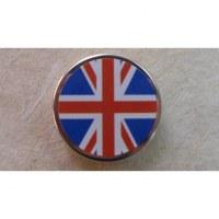 Petite boite ronde Union Jack