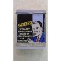 Boite à cigarettes smokers