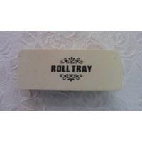 Petite boite roll tray