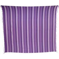 Tenture maxi Kérala violette