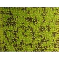 Paréo/tenture vert les lézards