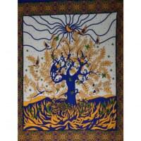 Tenture arbre de vie new look