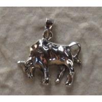 Pendentif taureau