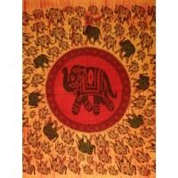 Maxi tenture les éléphants Delhi