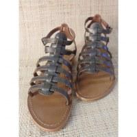 Sandales Tropéziennes Hic bronze