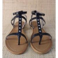 Sandales Tropéziennes Hiclou noir