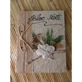 Bloc notes flower