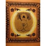 Maxi tenture bandhani Bouddha