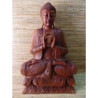 Sculpture Bouddha uttarabodhi