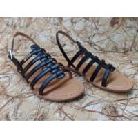 Sandales Tropéziennes Havapo noir