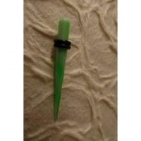 Elargisseur pic vert/blanc
