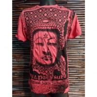 Tee shirt Bouddha Angkor rouge