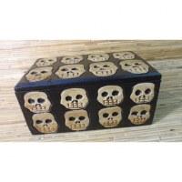 Boîte 32 têtes de mort
