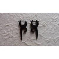 Boucles d'oreilles tribalia
