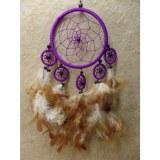Attrape rêves violet Hokan II