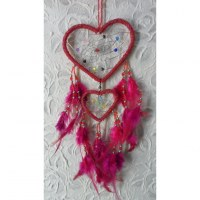 Dreamcatcher Kai rose fuschia