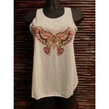 Débardeur butterfly