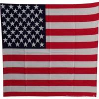 Bandana drapeau USA