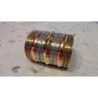 Bracelet 3 couleurs