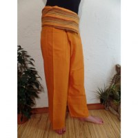 Pantalon thaï Pattaya orange