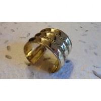 Bracelet manchette mini vagues