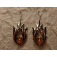 Boucles d'oreilles Fuego