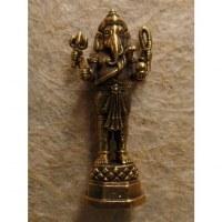 Miniature de Ganesh debout