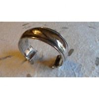 Bracelet argenté yin yang