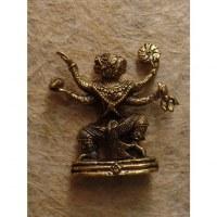 Miniature dorée Hanuman