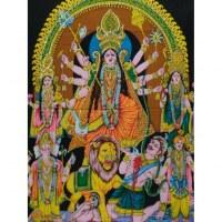 Petite tenture Durga