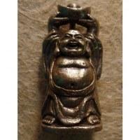 Miniature Pu Thaï couleur vieil argent