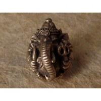 Miniature de Ganesh grise