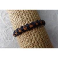 Bracelet cuir gelang 3