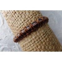 Bracelet cuir gelang 2