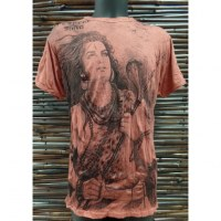 Tee shirt rouille Shiva