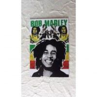 Magnet Bob Marley rasta