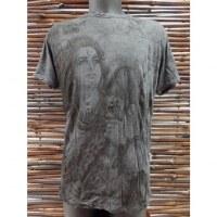 Tee shirt gris foncé Shiva