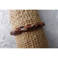 Bracelet cuir Kadek 1
