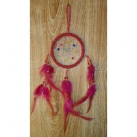 Dreamcatcher tiw rouge