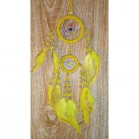 Dreamcatcher jaune nonpa