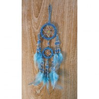 Dreamcatcher bleu nonpa