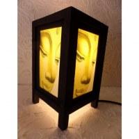 Lampe Bouddha zen