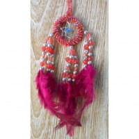 Dreamcatcher rouge mini Aat