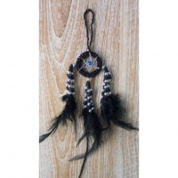 Dreamcatcher noir mini Aat